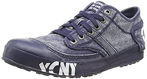Yellow Cab Men's GROUND M Low-Top Sneakers Blue Size: 11