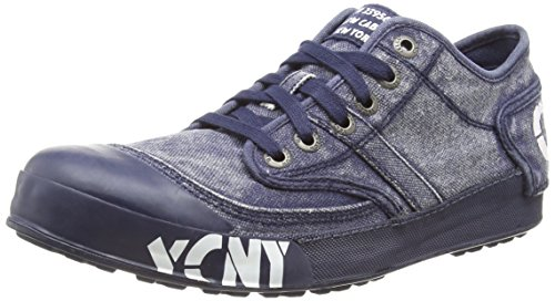 Yellow Cab Ground M, Baskets Homme Bleu (bleu)
