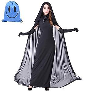 Myir Disfraz de Novia Fantasma