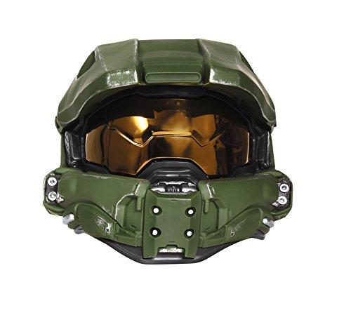 Master Chief Light Up Adult Helmet - Chief Kostüm