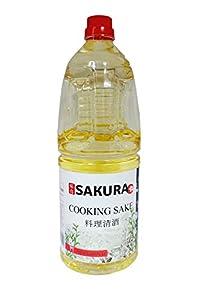 Sakura Cooking Sake Vinegar, 1.8L