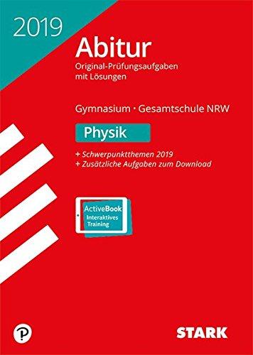 Abiturprüfung NRW - Physik GK/LK