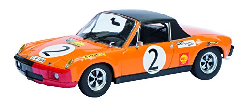 Schuco 450369900 - Porsche 914/6, Startnummer 2, 1:43 (Porsche 914 Modell)