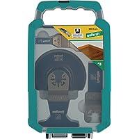 Wolfcraft, 3961000 Kit accessori per multi-tools per la tegole di riparazione, B011BUP37W