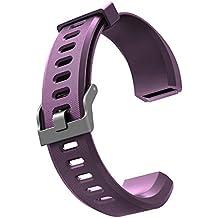 Correas de repuesto ajustables, correa de Wristband para 115 HR Plus pulsera actividad