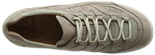 Ganter Aktiv Gisa, Weite G, Chaussures de Running Compétition Femme Beige (taupe/beige 1917)