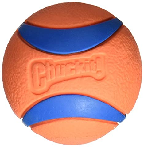 Chuckit Ultra Ball Jouet pour Chien 1 Pièces Taille