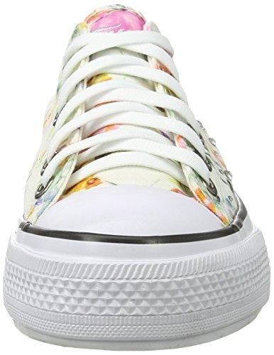 Fiorucci - Fepa005, Pantofole Donna Bianco (Bianco)