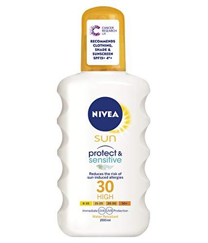 NIVEA SUN® Protect & Sensitive SPF30 200ml