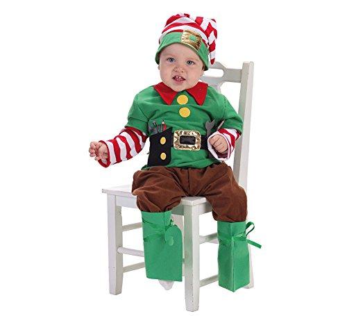 Imagen de llopis  disfraz bebe elfo