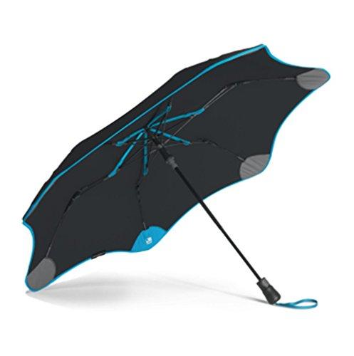 blunt-xs-metro-ombrello-con-rilevatore-tile-di-2a-generazione-colore-nero-e-blu