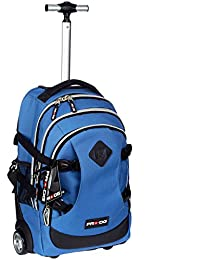 Trolley Travel Zaino Casual, 48 cm, 28 liters, Blu (Azul)