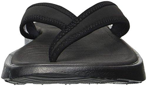 Nike Wmns Celso Thong Plus, Tongs Femme noir