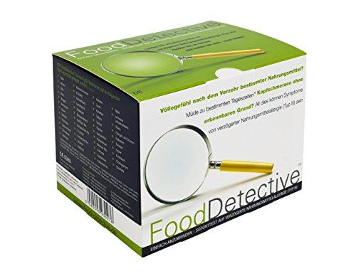 Lebensmittel Detektiv CNS Intoleranz Test