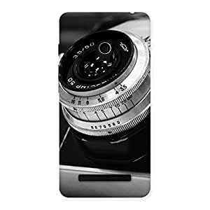 Impressive BW Camera Up Back Case Cover for Zenfone 5