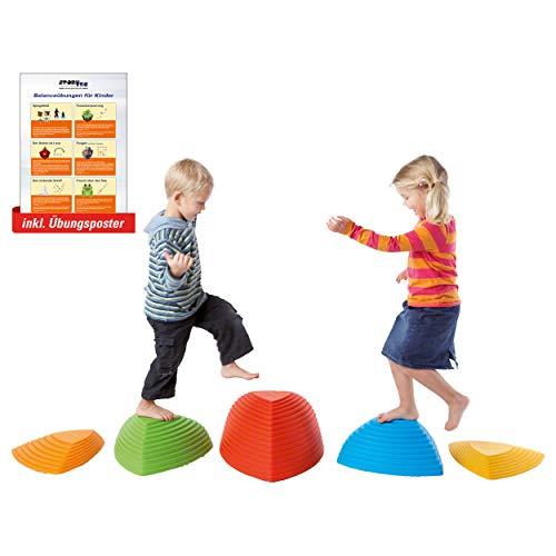 Hügelkuppen-Set, Balance Spiel, ...