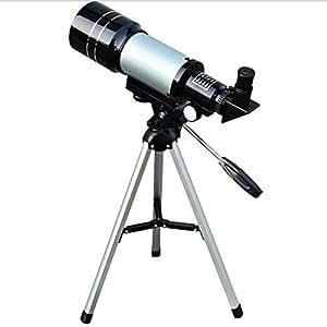 Lunette astronomique monoculaire 300 / 70mm 150 X grossissements