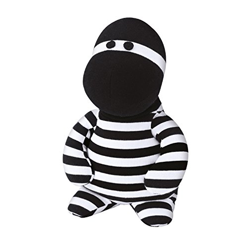 Warmies Socky Bandido, peluche térmico (T-Tex 23)