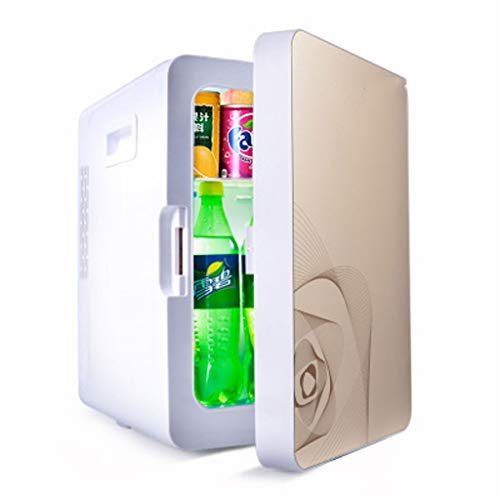 Refrigerador Portátil para Automóvil 20L 12/220/240V Mini Nevera, Portátil para Automóvil Pequeño...