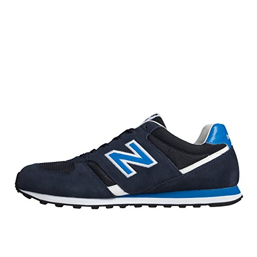 New Balance - Ml554 Clasico, Scarpe sportive Uomo Blu (NAVY (410))