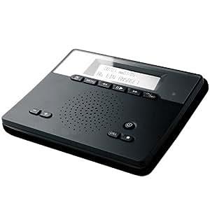 Binatone A412 Digitaler Anrufbeantworter schwarzblau