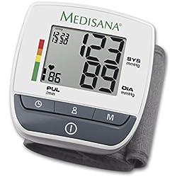 Medisana BW310 51070, Tensiometro de Muñeca, para 2 usuarios x 60 espacios de memoria