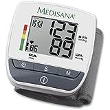 Medisana BW 310 - Tensiometro de muneca, color blanco y gris