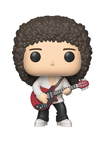 Funko 33720 Pop Vinyl: Rocks: Queen: Brian Mayo, Multi