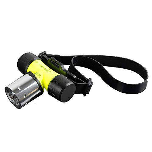 Tauchscheinwerfer Scheinwerfer Unter Wasserpoof Kopf Lampe Kopf Taschenlampe Zum Schwimmen