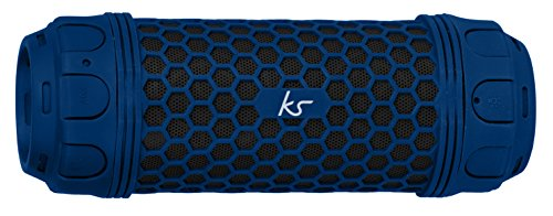 Galleria fotografica KitSound alveare Discovery impermeabile Wireless Bluetooth Speaker