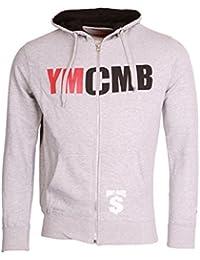 Veste Zippée YMCMB Gris