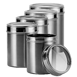 kitchen canisters online buy dynamic stainless steel kitchen storage 12968