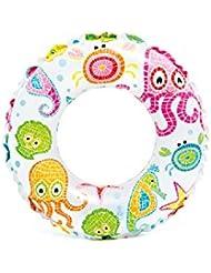 Intex Kids 'Joli imprimé bain Anneaux, multicolore, 51cm