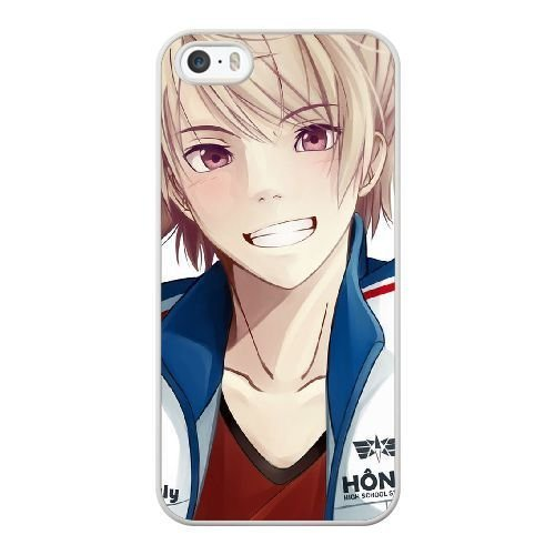 generic-cell-phone-case-pour-coque-iphone-5-5s-se-blanc-prince-of-stride-yagami-riku-i6r7ec