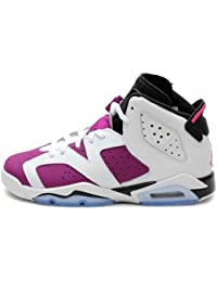 reputable site 30dad 94f40 Nike Air Jordan 6 Retro GG, Scarpe da Corsa Bambina