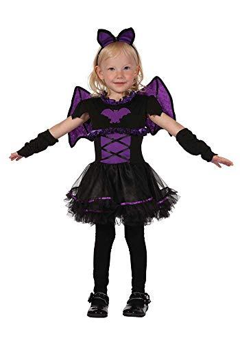 Mr.Giggelz Kinderkostüm - Fledermaus Prinzessin