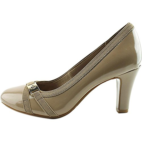 Giani Bernini Vollett Synthétique Talons Dark Taupe
