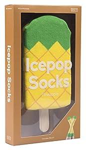 Doiy Limitada Icepop Calcetines piña,