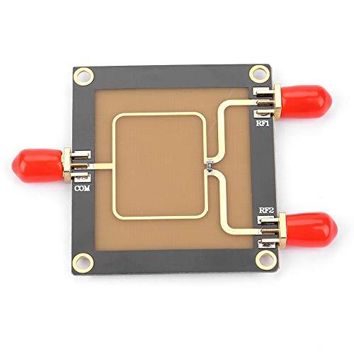 Akozon RF Power Splitter, 100-2700M 2-Wege-Frequenzteiler Combiner Hf-combiner