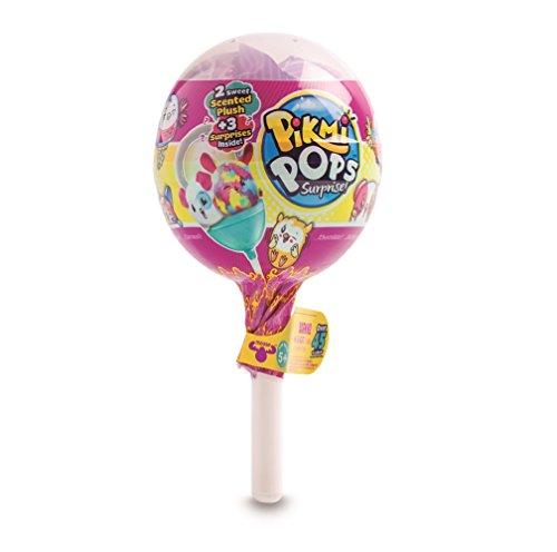 Pikmi Pops Mini Surprise Duo Peluche perfumado, (Giochi Preziosi PKM02000)