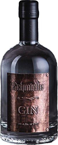 Schmiede Mosel Dry Gin - Steilster Gin mit Weinbrand IWSC Silver Edelmanufaktur Kupferetikett Deutschland (0,5l | 45,0{bf10f2b1f109ac96e8a82962d25f714086f71de87722bff8ef653e0c07f20671} vol.)
