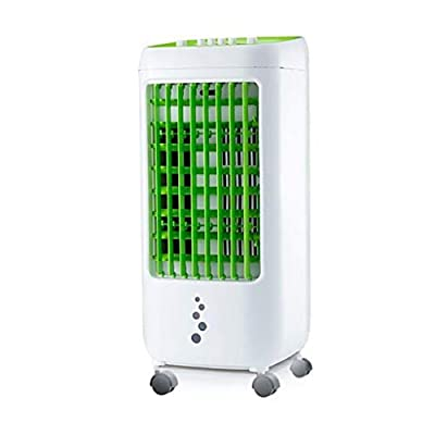 ZIYEYE Portable Evaporative Air Cleaner Movable Cooler,Home Single Cold Fan,65W Cooler