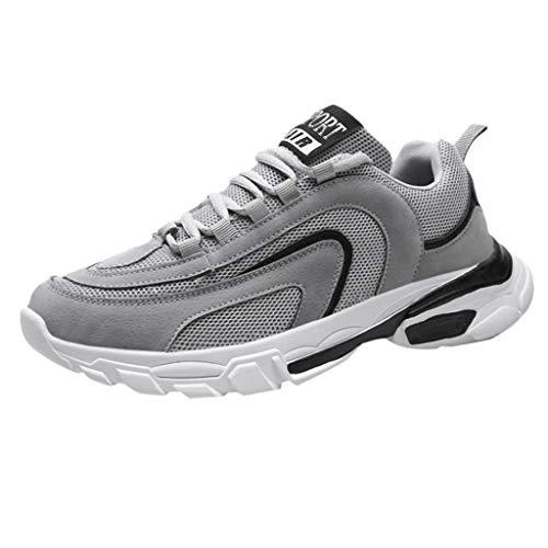 Scarpe Running Uomo Yesmile Scarpe da Ginnastica Scarpe Sneakers estive Eleganti Donna...