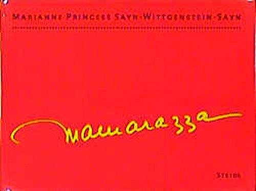 Mamarazza par Marianne Princesse Sayn-Wittgenstein