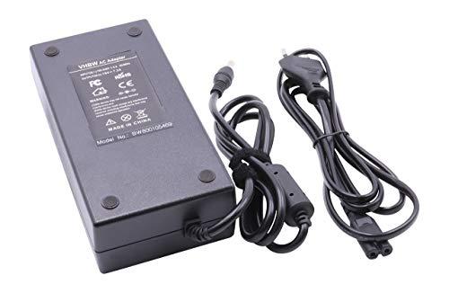 vhbw Notebook Laptop Netzteil Ladegerät Ladekabel 140W (19V/7.3A) für Acer Travelmate 2000, 2100, 2200, 2500, 2600, 2700, 4050 wie PA-1131-08, AP.13503.001 -