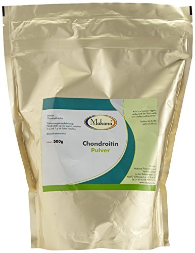 Makana Chondroitinsulfat, 500 g Beutel (1 x 0,5 kg)