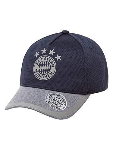 FC Bayern München Baseballcap Emblem Navy