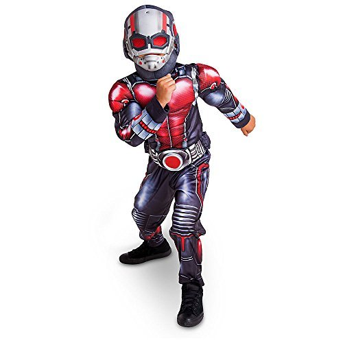 Disney Store Deluxe Ant Man Antman Light Up Costume Kids Size M Medium 7 - 8