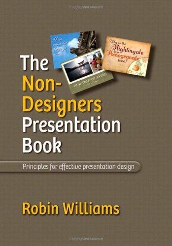 The Non-Designer's Presentation Book by Robin Williams (2009-10-25)