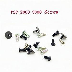 Komplett Schrauben Set Ersatz für Sony Playstation PSP 20003000Slim Controller